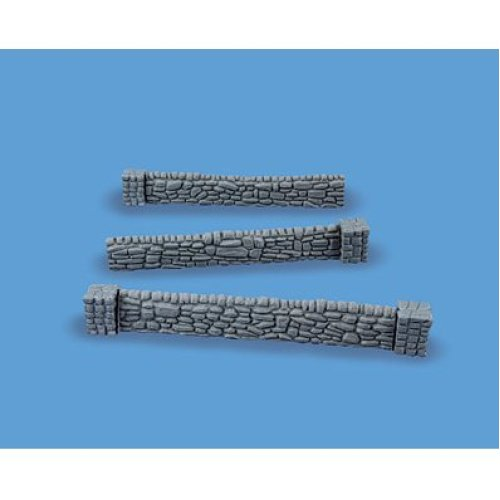 Stone Walls & Buttresses - OO/HO Accessories - Model Scene 5090 - free post