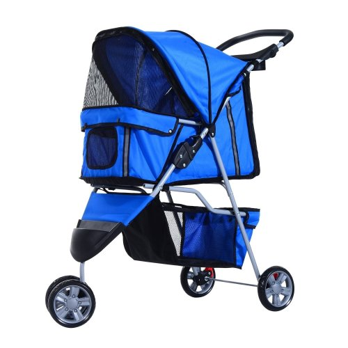 Pawhut Dog Pushchair | Pet Stroller