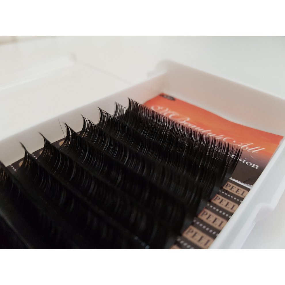 5e64aa4bbaf ... MBeauty4all 0.07 /D- curl (MIX) Silk XD Volume Lash Semi Permanent  Individual ...