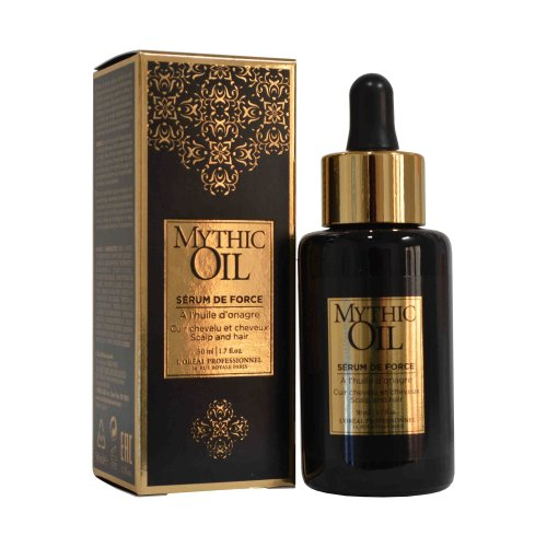 L'Oreal Mythic Oil Serum de Force 50ml Scalp and HAir