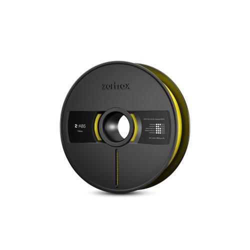 Zotrax 10539 Z-ABS Filament, 1.75 mm, 800 g, Yellow