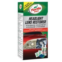 Turtle Wax Headlight Restorer Kit Headlamp Cleaning Kit