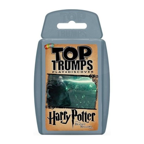 Harry Potter - Deathly Hallows Part 2 Top Trumps Specials
