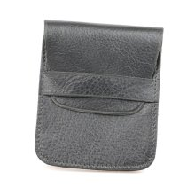 Golunski Gents Real Leather Slim Coin Purse Wallet with 3 Sections