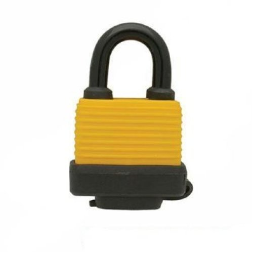 48mm Weather Resistant Padlock - Silverline Weather 196551 40mm -  padlock silverline 48mm weatherresistant 196551 40mm