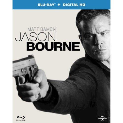 Jason Bourne (includes Digital Download)