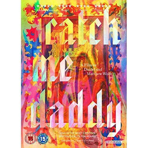 Catch Me Daddy (Limited Edition Fluro Sleeve) [DVD] [2015]
