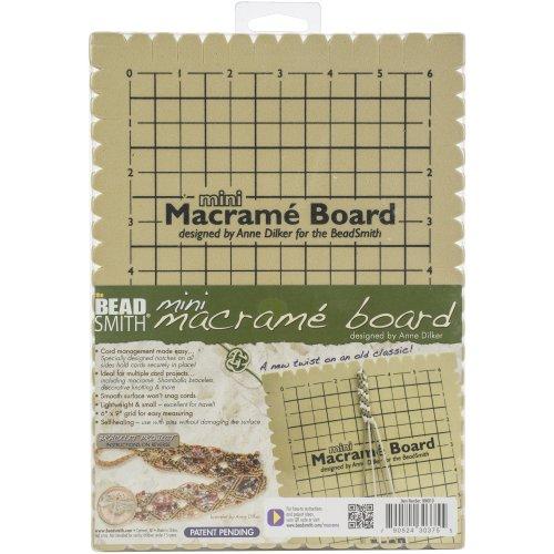 """Mini Macrame Project Board-7.5""""X10.5"""""""