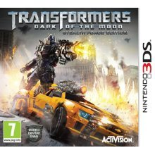 Transformers Dark Of The Moon - Stealth Force Edition Nintendo 3DS