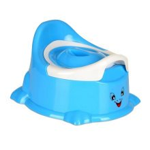 PP Baby Potty Chair Potty Training Boy Toilet Seats Bathroom Accessories Blue