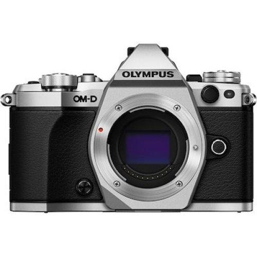 OLYMPUS E-M5 II Body Silver