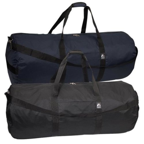5ad2594fbefb Everest 40P-BK 40 in. Basic Round Duffel Bag on OnBuy