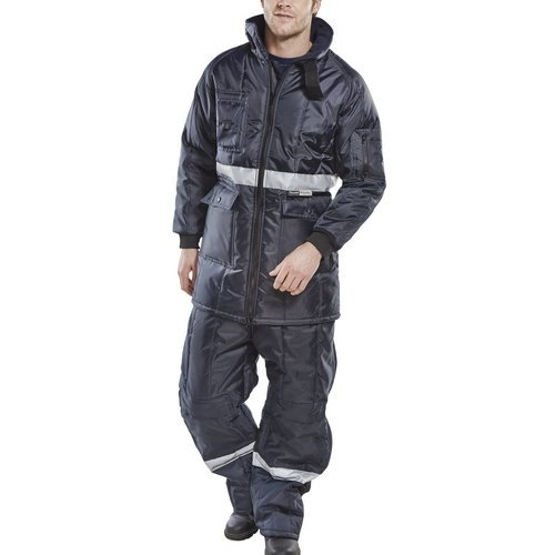 Click CCFJNXXL Coldstar Freezer Jacket Insulated XXL