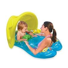Mommy & Me Sun Shade Float