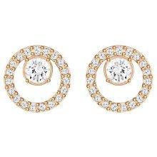 Swarovski Creativity Circle Small Pierced Earrings - 5199827