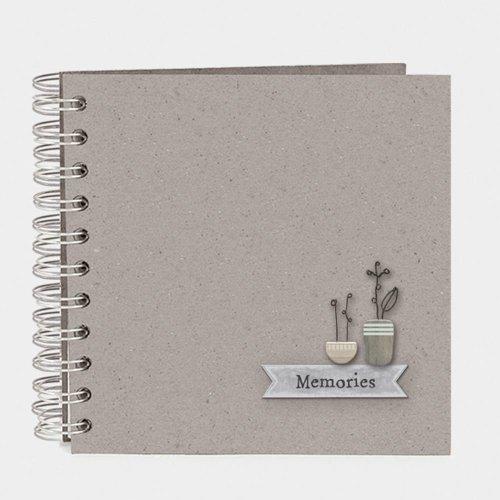 East of India Guest Book - Memories - Hen Party - Birthday Keepsake Book