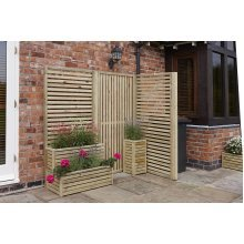 Horizontal Slat Panel (Pack of two)