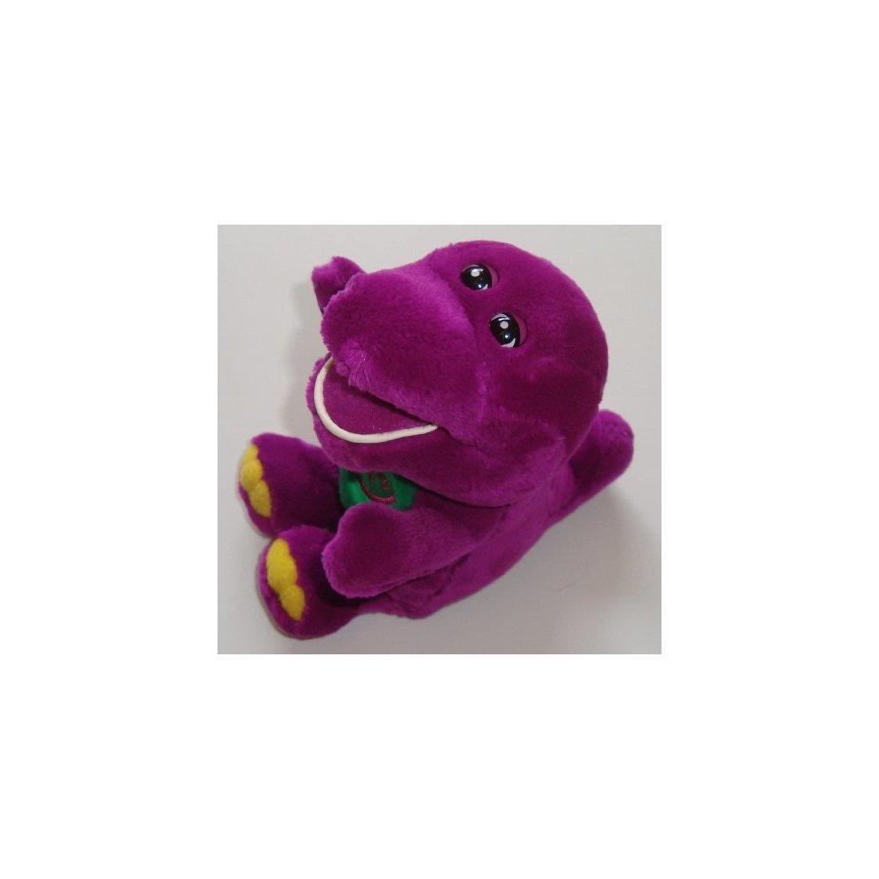 Barney I Love You Barney Singing Plush Doll