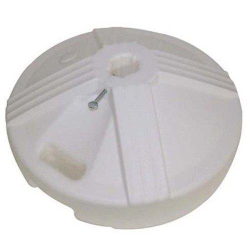 USW FUB1WE Empty Umbrella Base - White