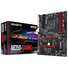 Gigabyte Ga-ab350-gaming Amd B350 Socket Am4 Atx Motherboard