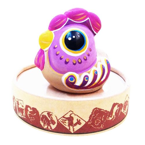 Ornaments Clay Chinese Characteristic Toy Figurines Clay Sculpture Zodiac