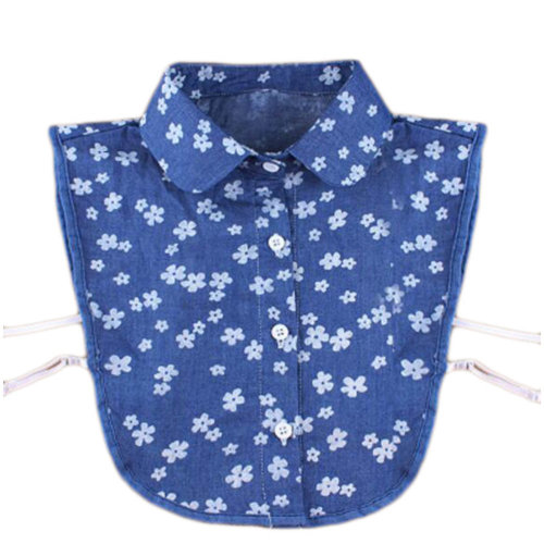 Trendy Detachable Lace Collar Fake Collar All-match Fake Half Shirt for Women-A02