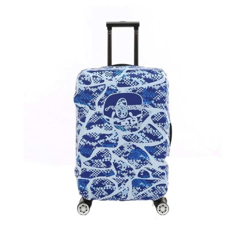 Luggage Protector Suitcase Cover Elastic Bag Suits for 25-28 Inch Luggage