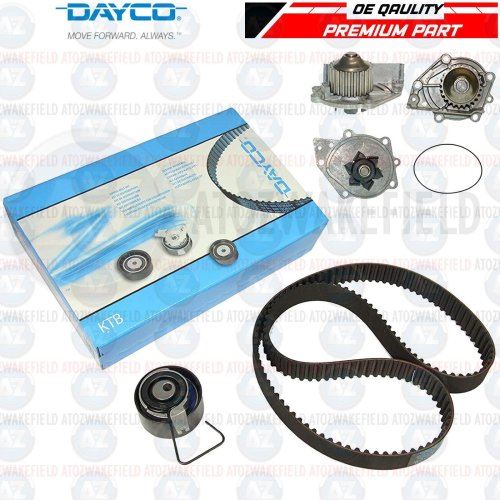 FOR LAND ROVER FREELANDER 1.8 16V TIMING CAM BELT TENSIONER WATER PUMP KIT SET
