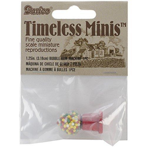 Miniature - Gumball Machine - 1.25 inches