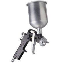 FERM Paint Spray Gun with Gravity Feed ATM1039