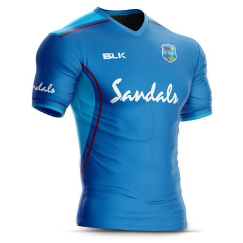 2019 West Indies (Windies) Cricket Training Shirt