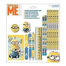 Minions Stationery Set - 16 Piece