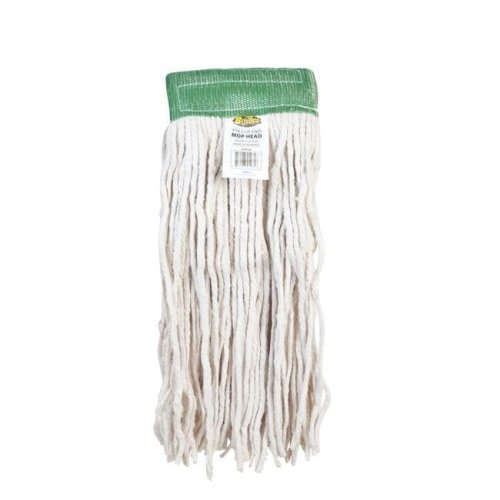 Sterno 3016 CPC No.16 Mop Head Cotton Cut End White, Case of 12