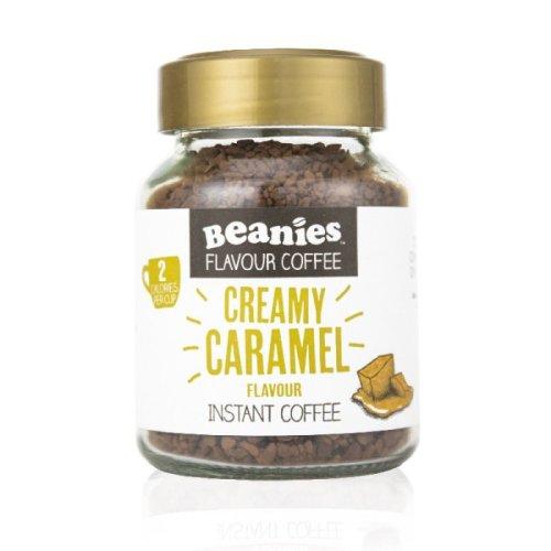 Beanies Instant Creamy Caramel Coffee 50g