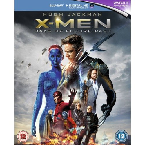 X-men: Days of Future Past (includes Ultraviolet Copy)