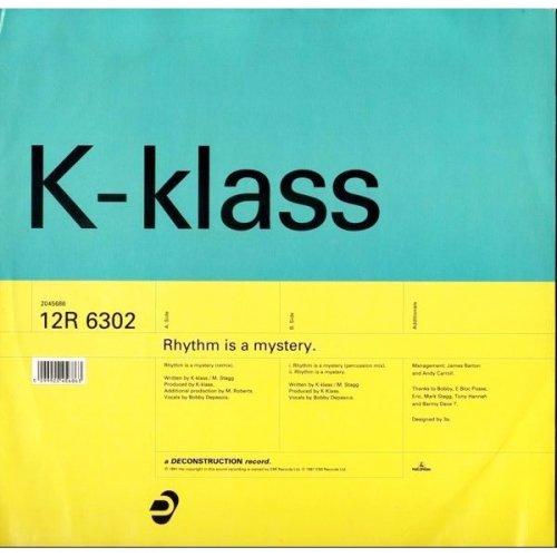 Rhythm Is A Mystery [Audio Cassette] K Klass