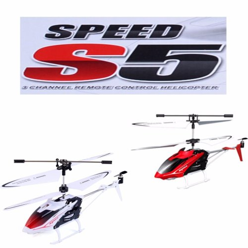 Syma S5 Mini RC Helicopter Infrared Radio Control