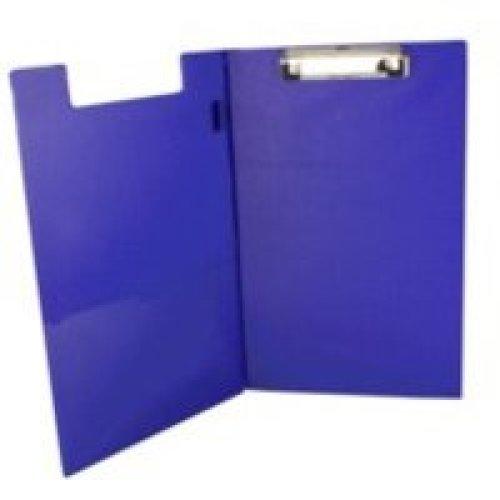 Rapesco Foldover Clipboard PVC Blue personal organizer