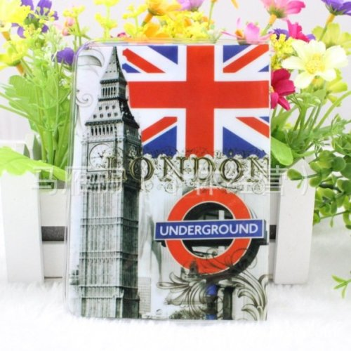 London Holiday Passport Cover