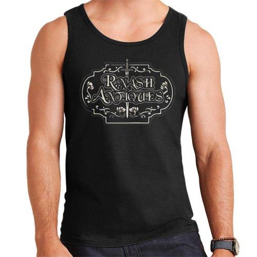 R Nash Antiques Highlander Men's Vest