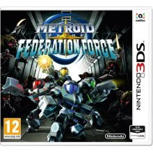 Metroid Prime Federation Force Nintendo 3DS Game