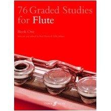 76 Graded Studies for the Flute