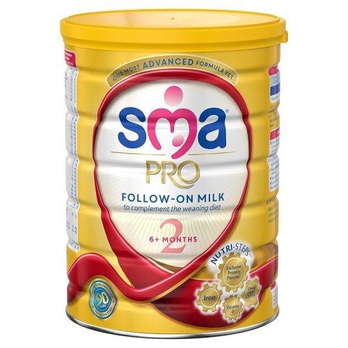 SMA Pro Follow-On Milk 2 6+months 800g