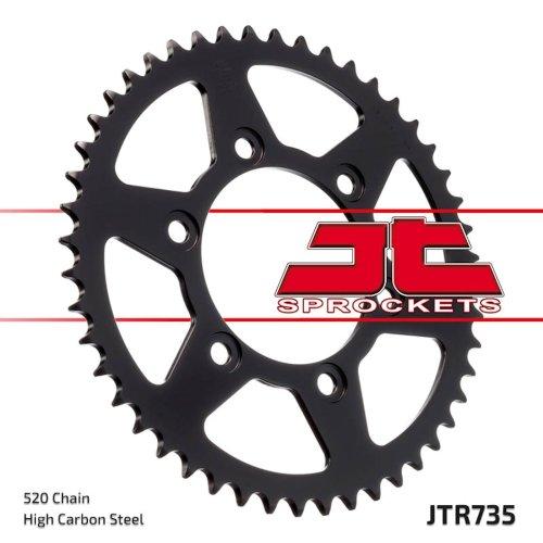 46 tooth steel JT rear sprocket Ducati Monster Supersport 851 888 907