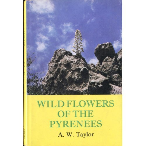 Wild Flowers of the Pyrenees