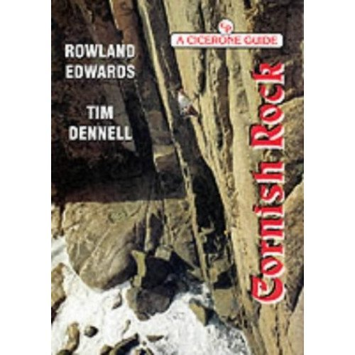 Cornish Rock (Cicerone Guide)