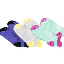 3 Pairs Of Soft Breathable Cotton Yoga Socks