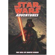 Star Wars Adventures: Will of Darth Vader V. 4