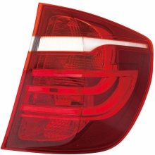 Bmw X3 F25 2010-2016 Rear Tail Light Lamp Drivers Side Right O/s
