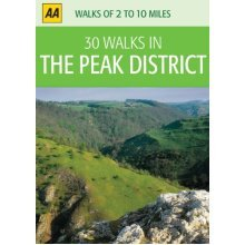 30 Walks in Peak District (AA 40 Pub Walks & Cycle Rides)